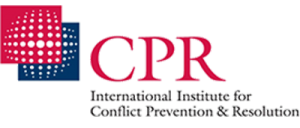 CPR - International Institute for Conflict Prevention and Resolution