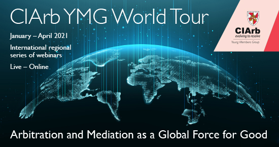 THE CIArb YMG ADR WORLD TOUR CONCLUDES WITH NORTH AMERICA